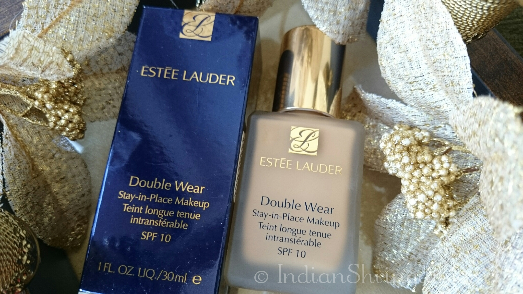 Estee Lauder Double Wear Foundation: Review, Swatch, FOTD and Price In India | The Bombay Brunette