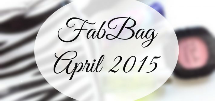 Fabbag April 2015 - review and contents.