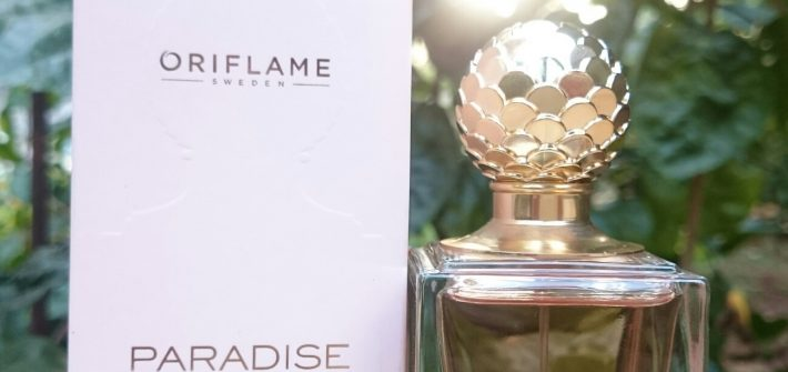 Paradise EDP by Oriflame review