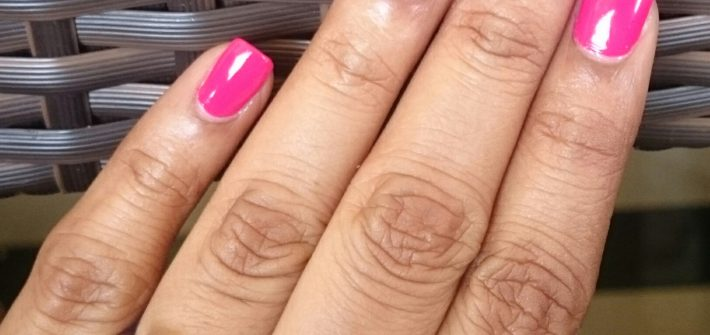 Gel nails manicure - procedure, pros and cons