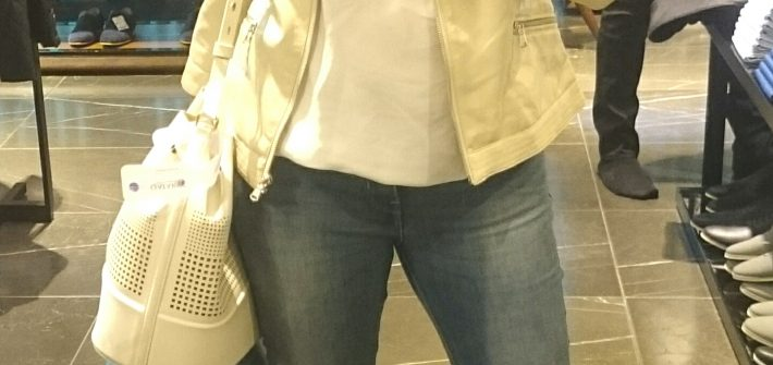 OOTD with Levis 711