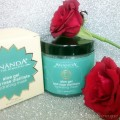 Ananda Spa Aloe Gel and Rose Distillate Hydrating Mask review