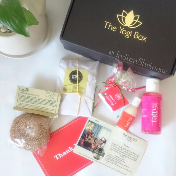 The Yogi Box