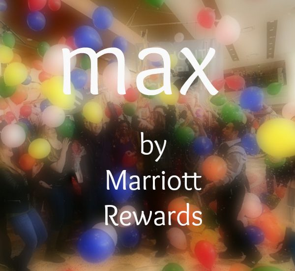 Max by Marriott rewards