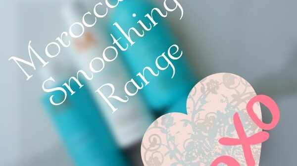 Moroccanoil Smoothing Range Review