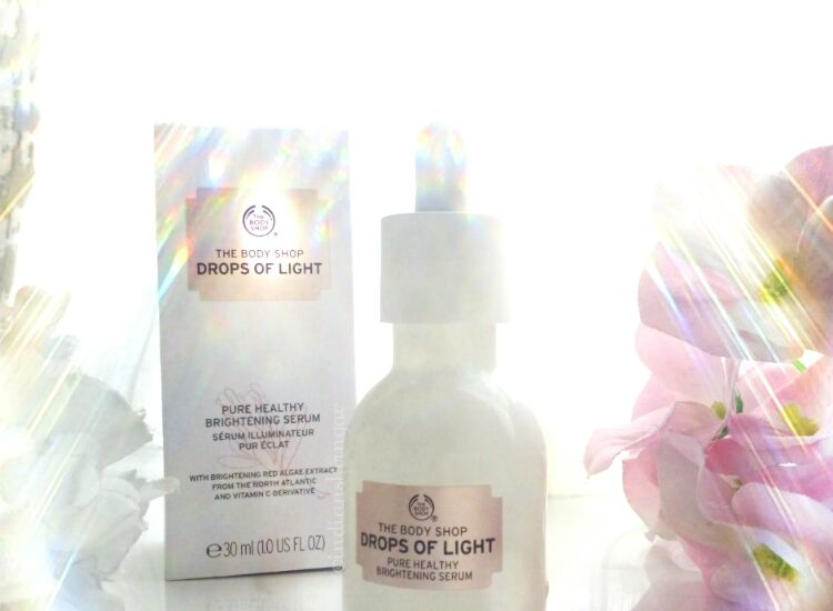 The Body Shop Drops Of Light Serum review