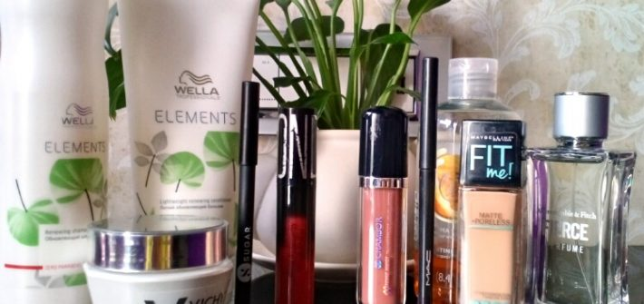 Top 10 beauty favourites