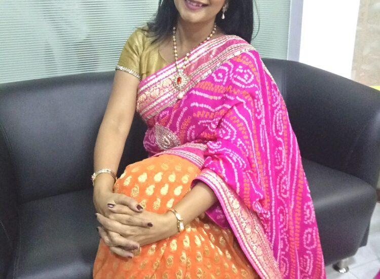 Diwali Sari LOTD