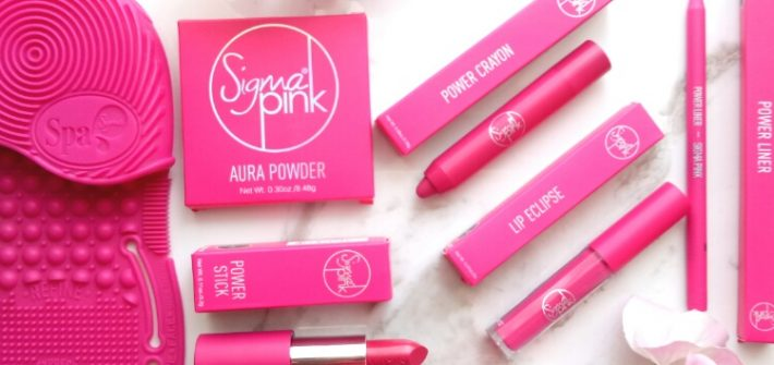 Shop to Donate with Sigma Pink