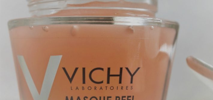 Vichy Masque Peel Double Eclat Review