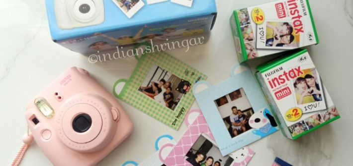 Instax Mini 8 Bundle review