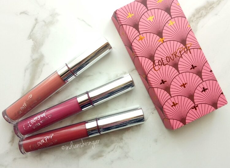 Colourpop Out and About review