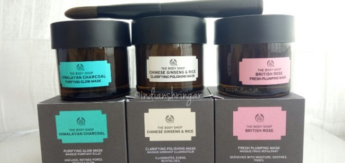 The Body Shop Superfood Facemasks Review