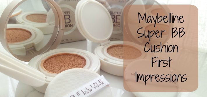 Maybelline Super BB Cushion Review