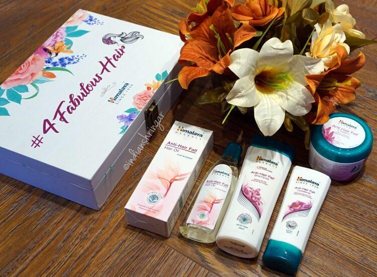 Himalaya anti hairfall range review