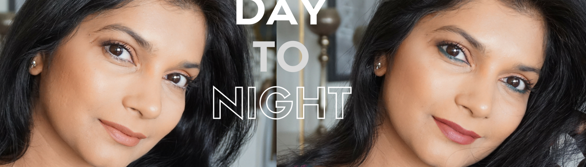 The bombay brunette the chic life neutral monochromatic day to night makeup tutorial baditri Image collections