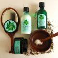 The Body Shop Fuji Green Tea Hair range review