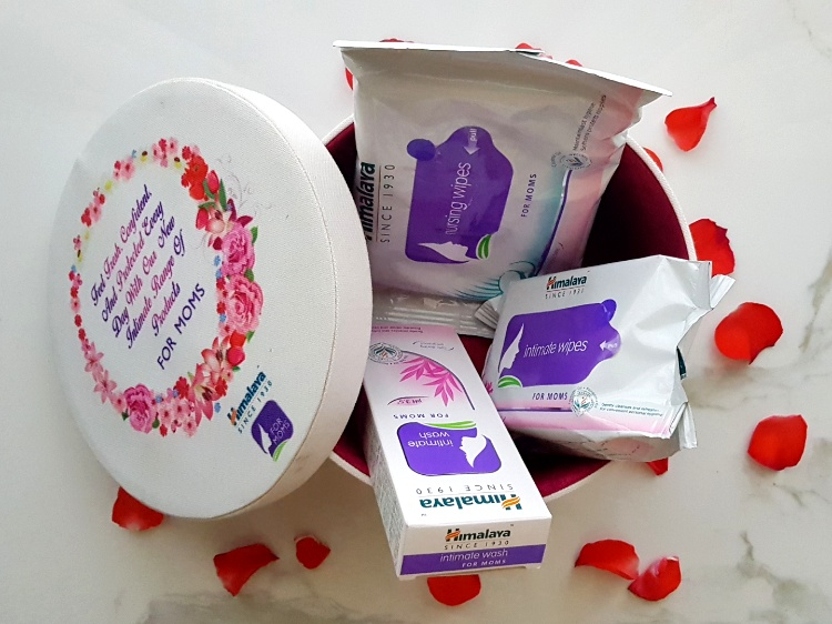 Himalaya For Moms Intimate Care Range