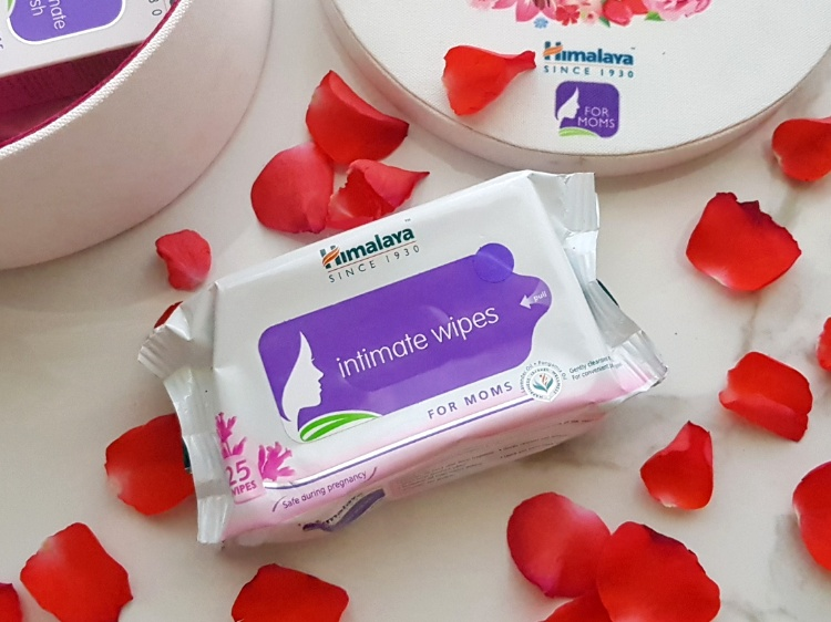 Himalaya For Mom Intimate Wipes