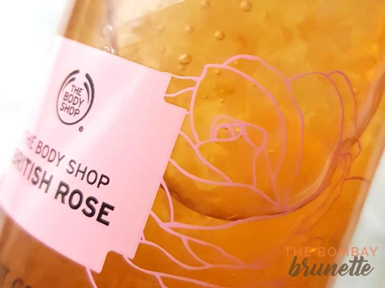 The Body Shop British Rose Petal-Soft Gel Toner review
