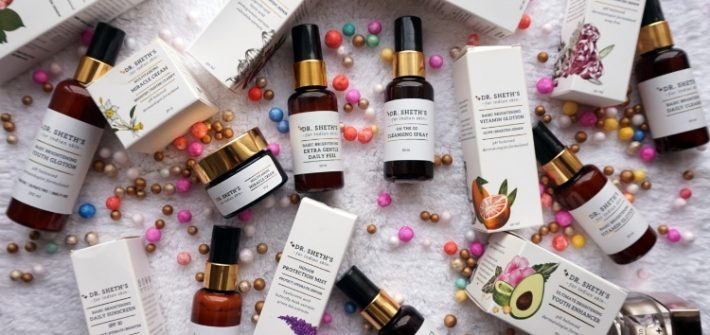Dr. Sheth's Skincare review
