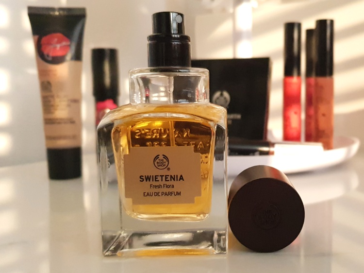 The Body Shop Elixirs of Nature Swietenia EDP Review