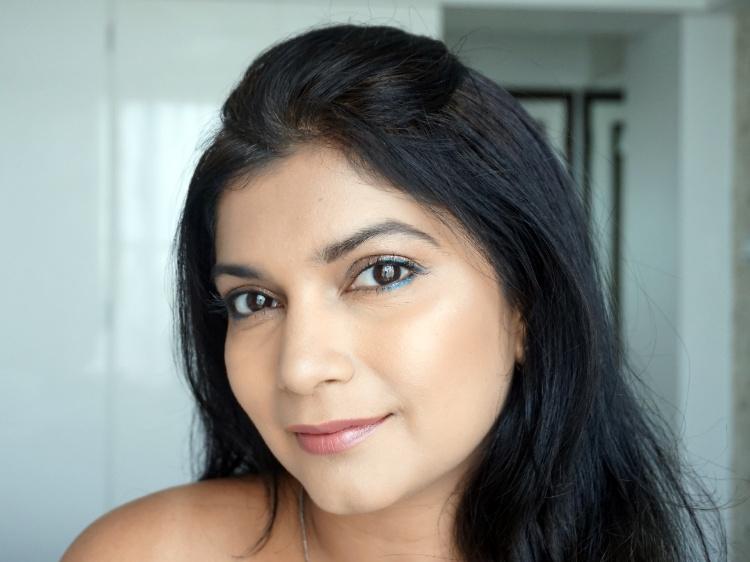 Subtle Daytime shimmer makeup tutorial