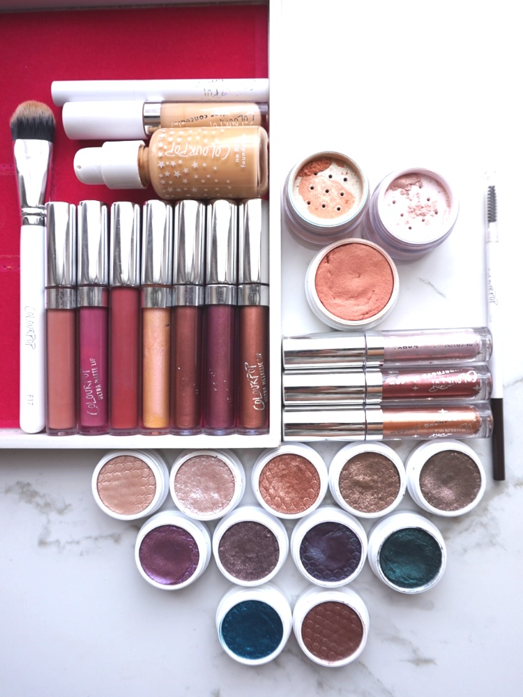 Colourpop review and swatches