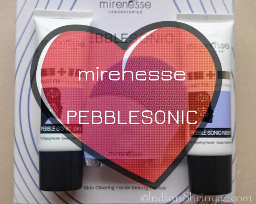 Mirenesse Pebblesonic Review