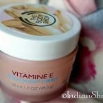 The Body Shop Vitamin E Aqua Boost Sorbet review