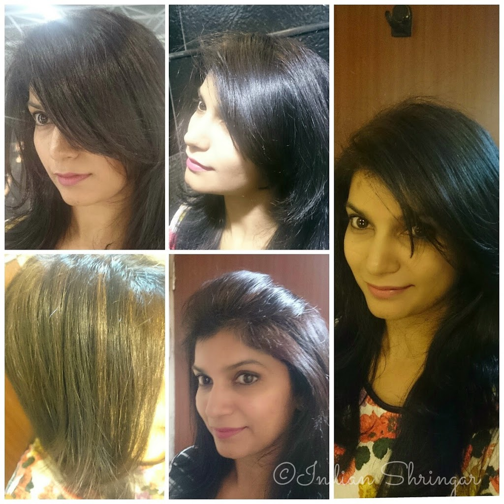 Hair Is Fashion Makeover at the Lakme Absolute Salon