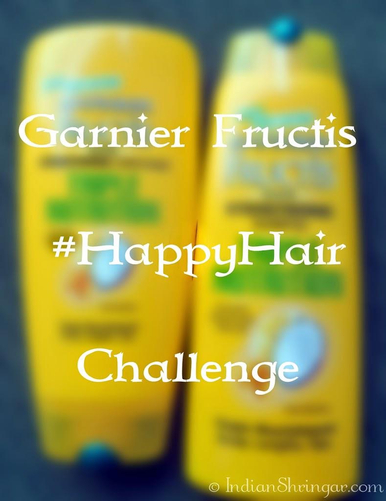 Garnier Fructis Happy Hair Challenge