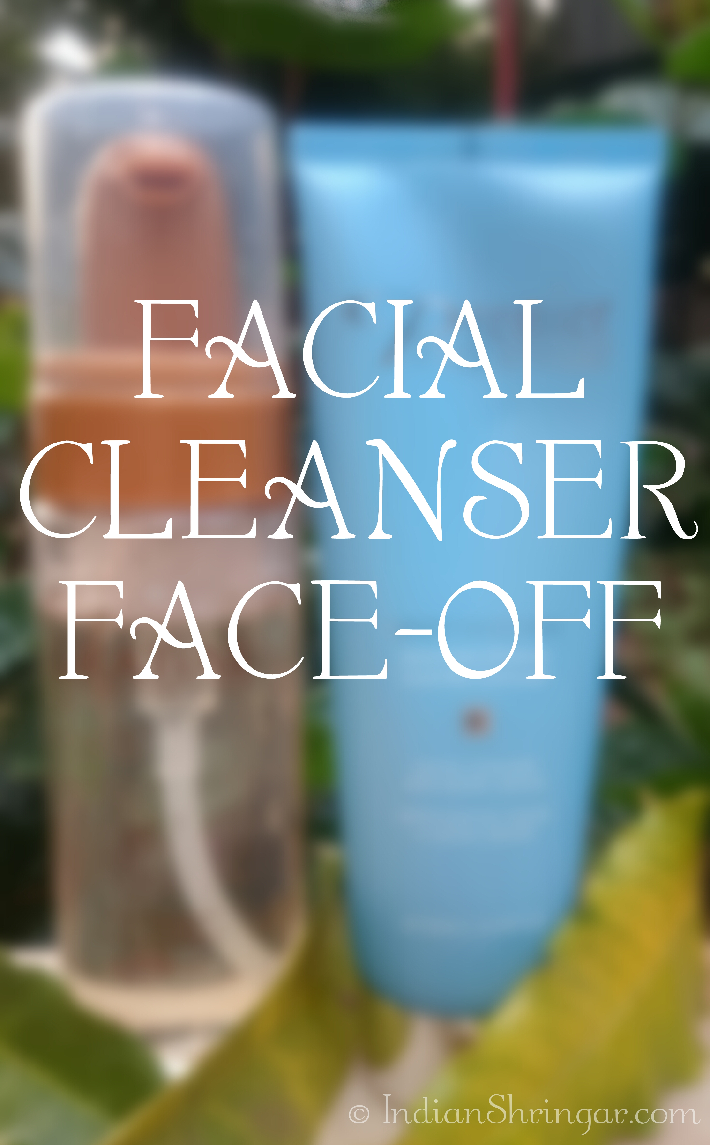 Cleanser Face Off Gratiae vs Premier Dead Sea