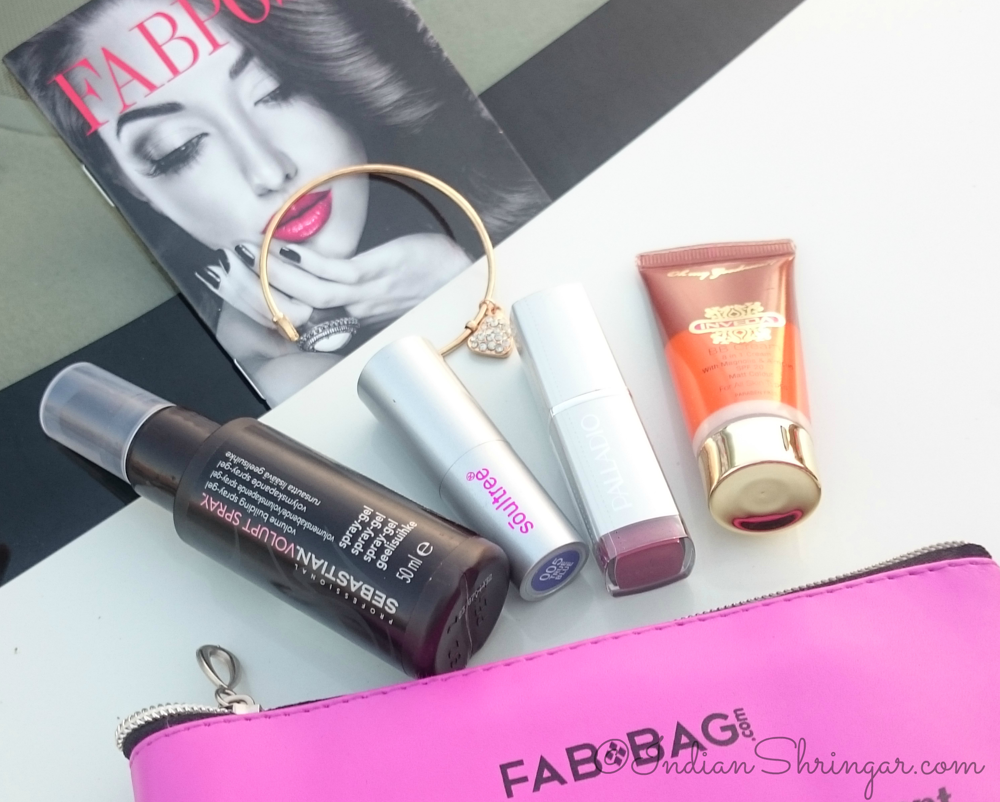 Contents of Fabbag March 2015
