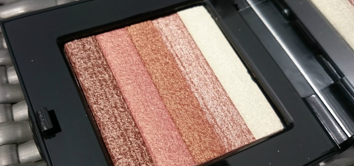 Bobbi Brown Shimmer Brick in Bronze - review, swatches and price in India.