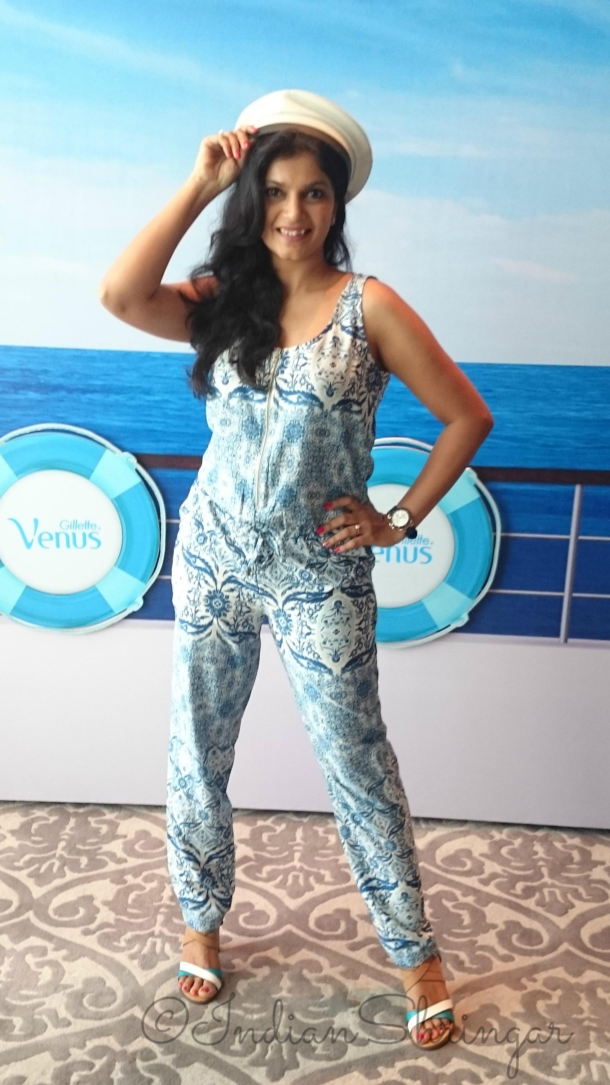 Gillette Venus Blogger Meet
