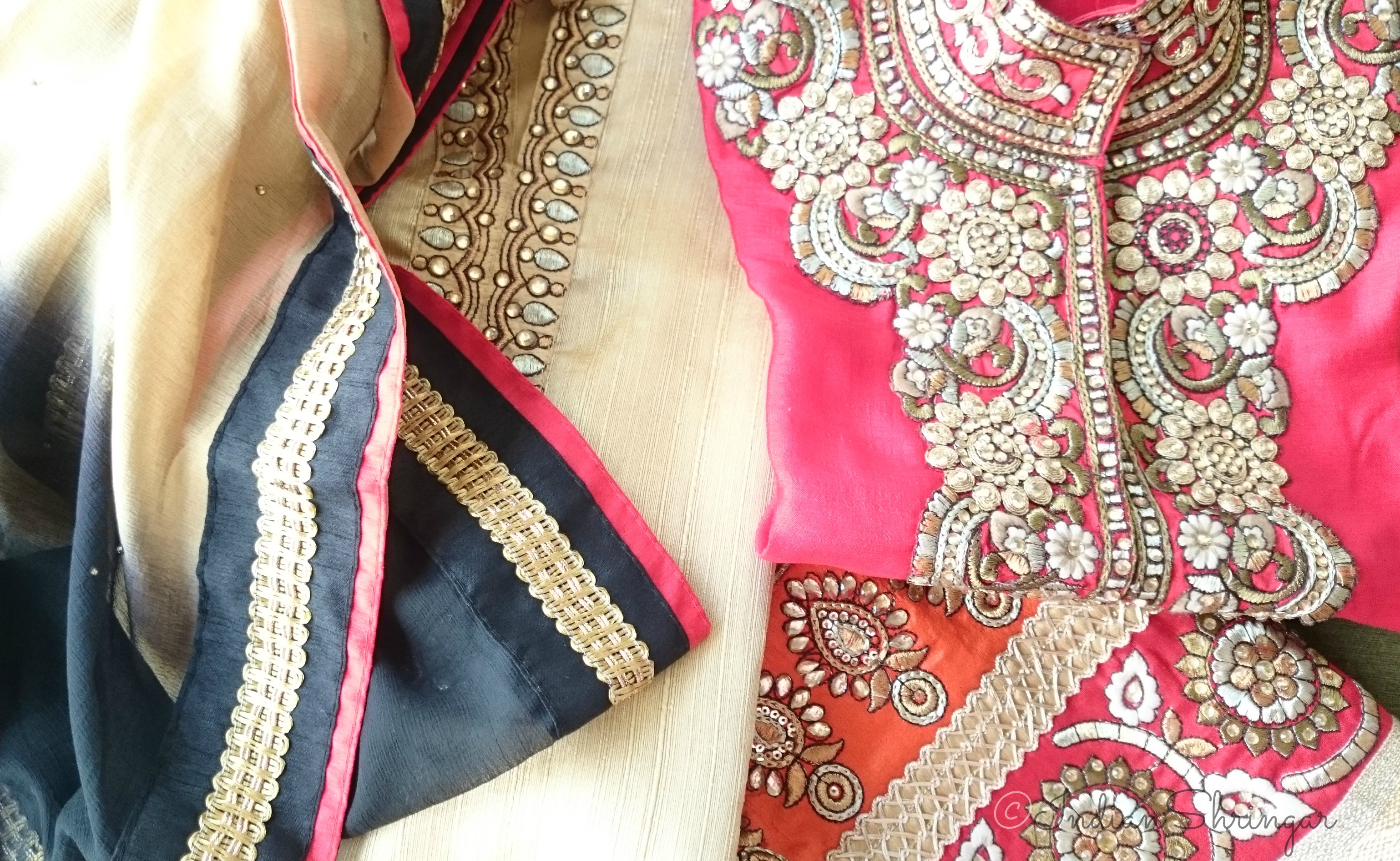 OOTD featuring Saree.com and website review