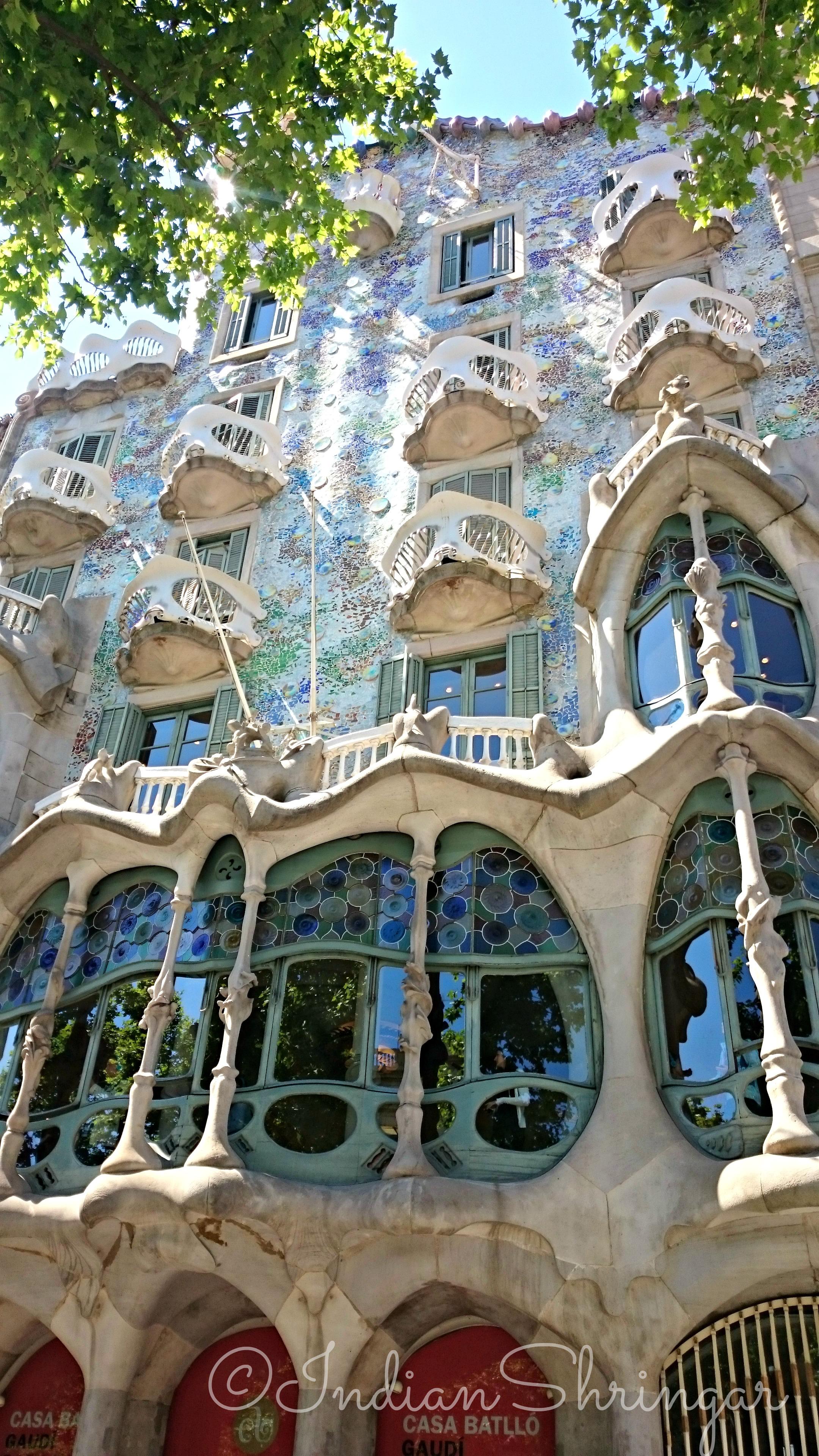 Barcelona Travleogue