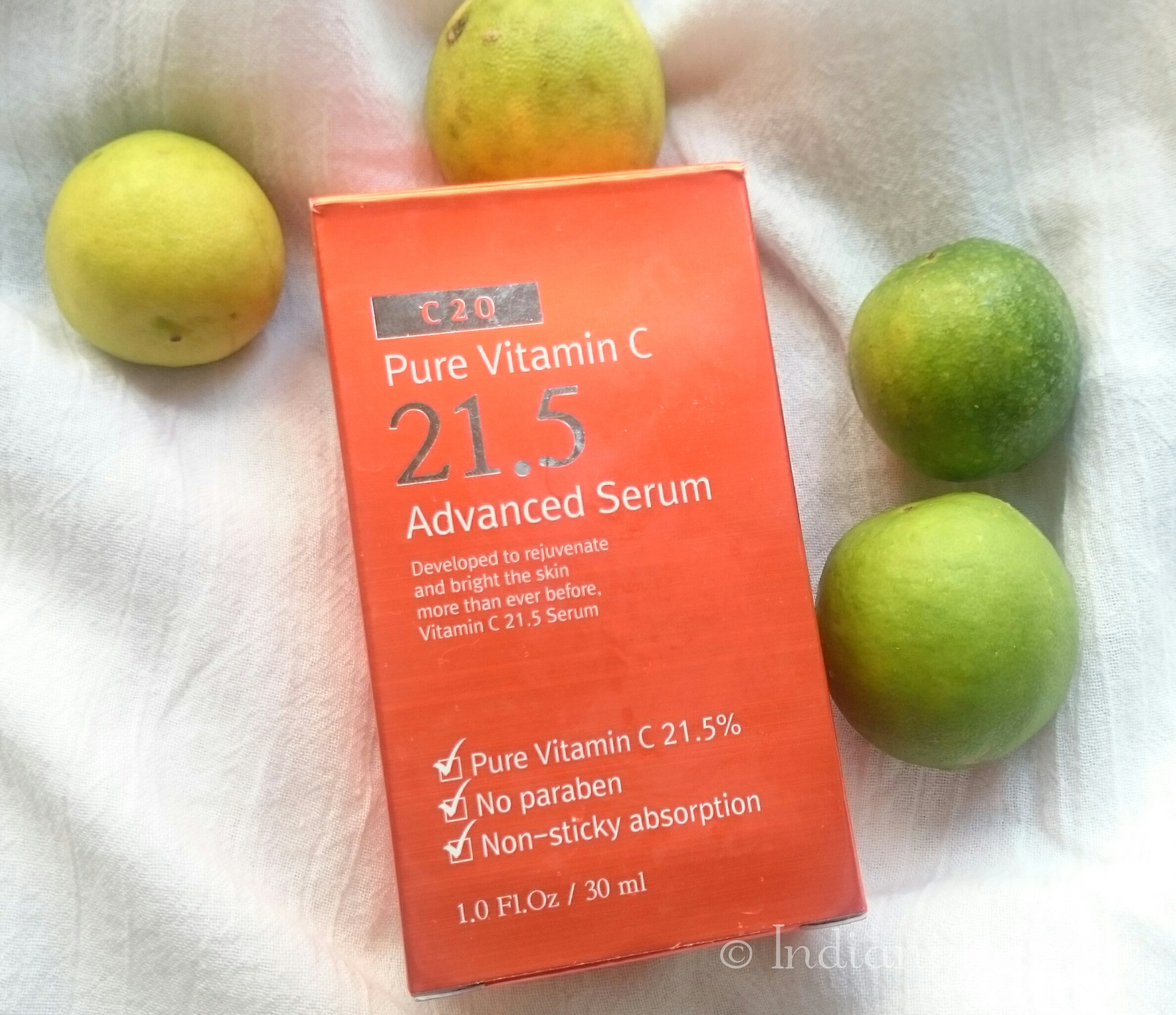 OST C21.5 Serum review
