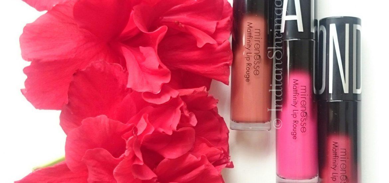 Mirenesse Mattfinity Lip Rouge Review