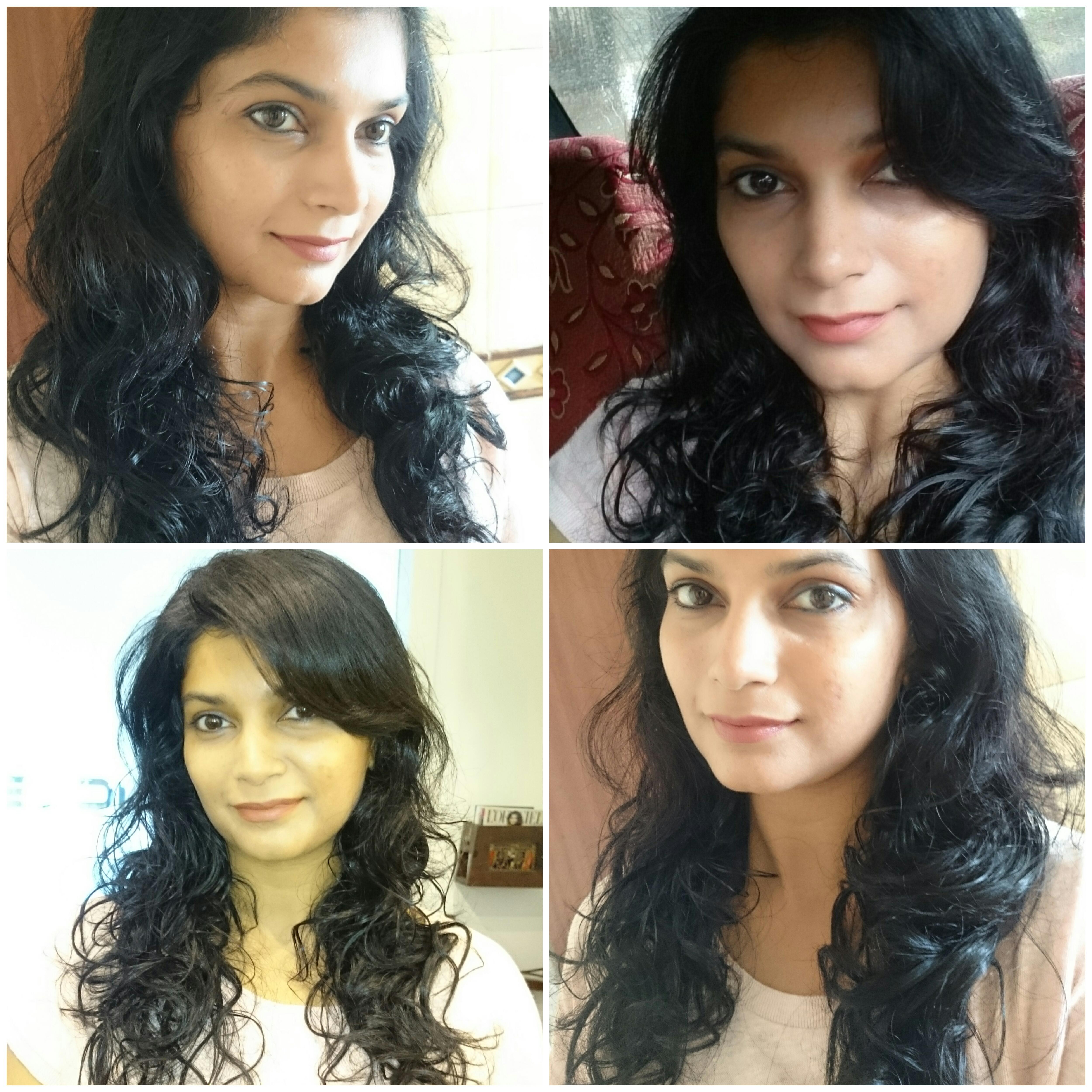 Monsoon haircut with Juice Salon