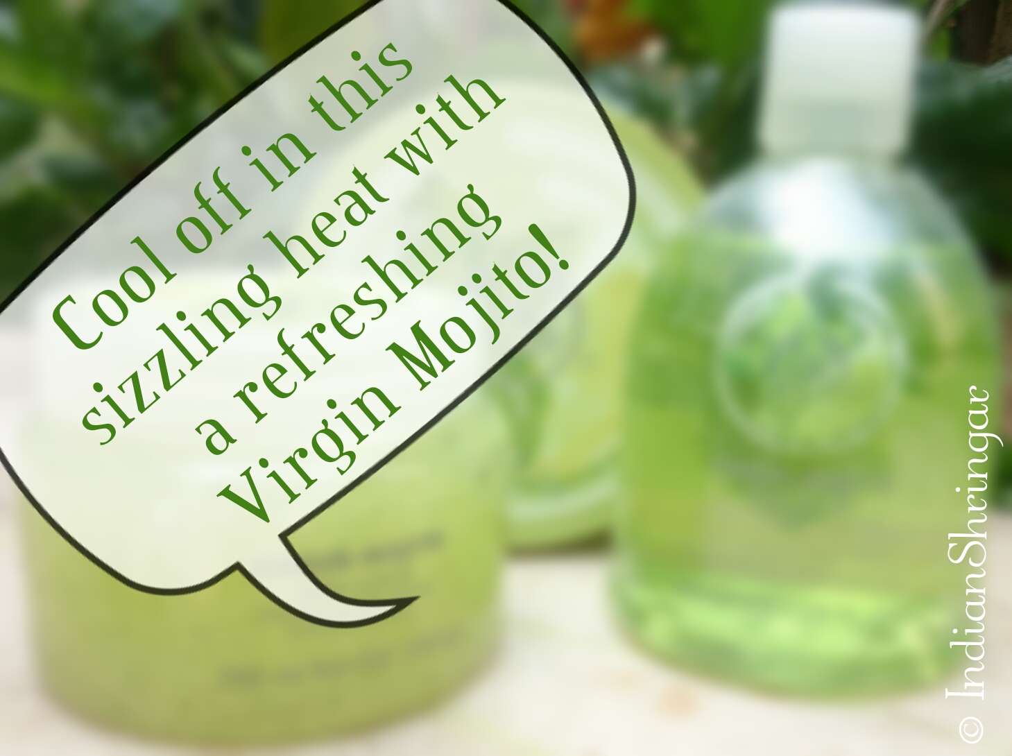 The Body Shop Virgin Mojito Range Review