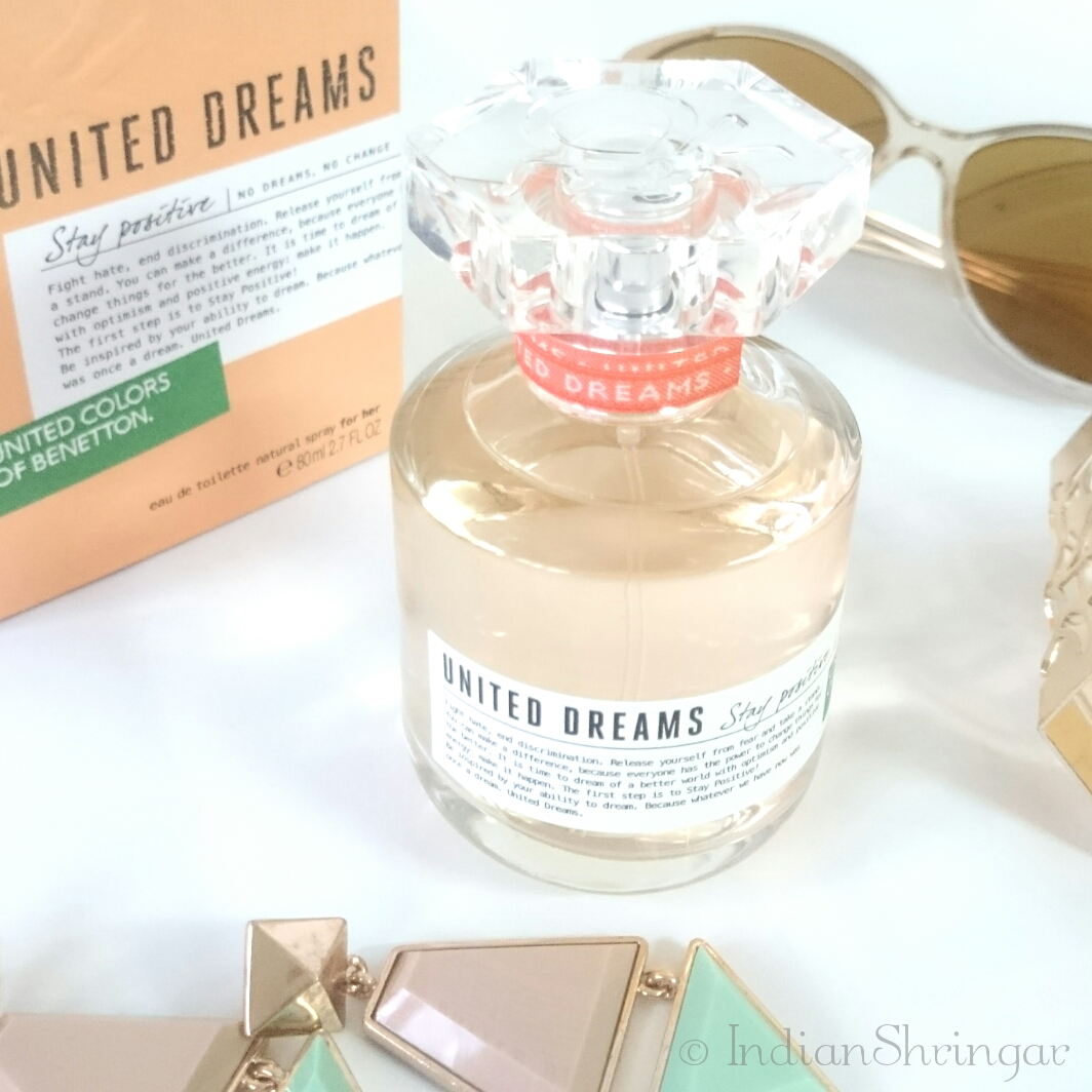 Benetton United Dreams Stay Positive EDT Review