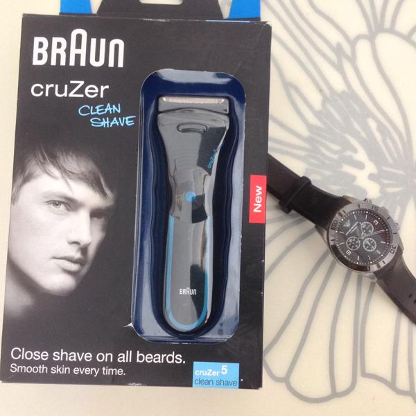 Braun CruZer 6 Review