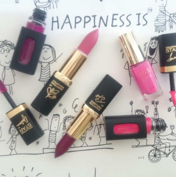 L'Oreal Paris La Vie En Rose Review