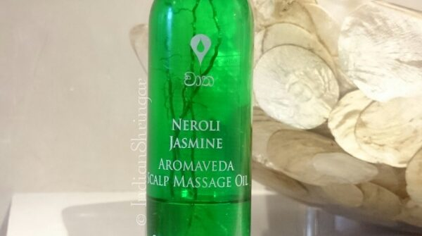 Spa Ceylon Neroli Jasmine Hair Oil Review