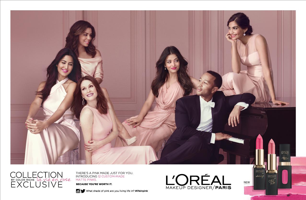 L'Oreal Paris La Vie En Rose Review