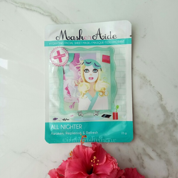 Maskeraide Face Mask Review