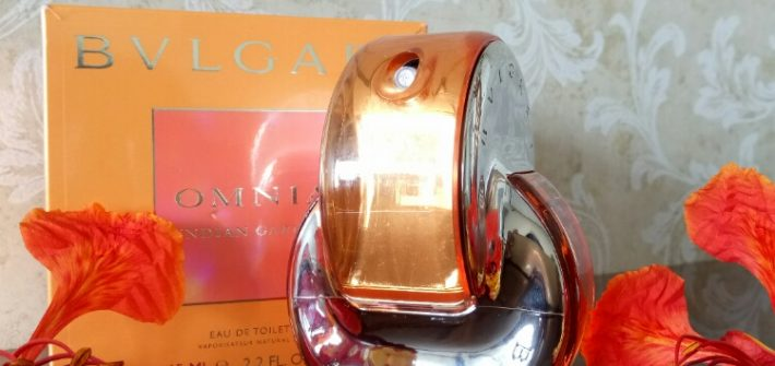 Bvlgari Omnia Indian Garnet review