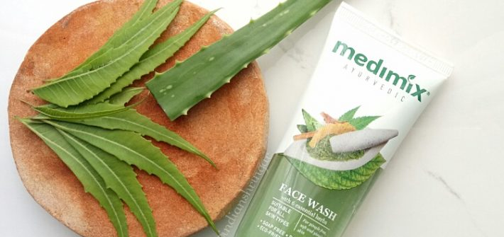 Medimix Ayurvedic Face Wash Review